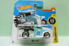 GOTTA GO WC TOILETTES HOT WHEELS HOTWHEELS 1/64 3 inches