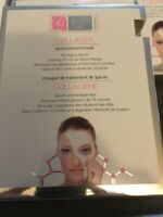 premium global beauty care collagen spa treatment mask DOUBLE PACK