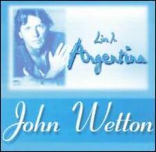 Wetton, John (king crimson) - Live in Argentina 2cd NEUF