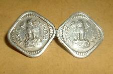 Moneda De Doble Broche 1957