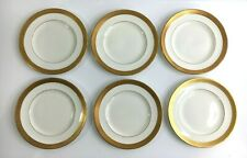 More details for 6 x royal worcester durham side plates 15.5cm wide 6
