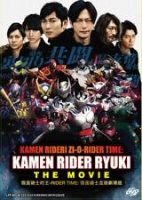Kamen Rider Zi-O-RIDER TIME: Kamen Rider Ryuki DVD (English Subtitle)