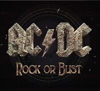 AC/DC - Rock or Bust, Audio CD New