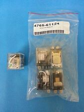 LOT OF 5 OMRON LY1N-DC24 Relay, 8Pin, SPDT 15A 24VDC 4765-61124 FREESHIPSAMEDAY