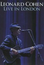 Leonard Cohen - Live In London 2008 - DVD NEW & SEALED O2 Arena