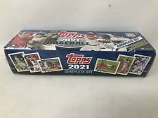 2021 Topps Baseball Complete Sets Retail Edition Box