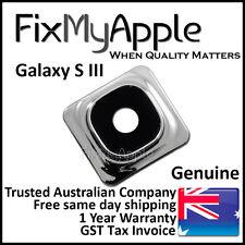 Samsung Galaxy S III S3 i9300 i9305 Camera Lens Back Shutter Bracket Replacement
