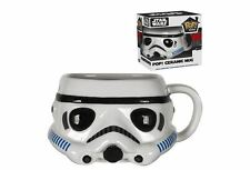 Star Wars Stormtrooper Pop! Home Collectible Ceramic Mug in Box NEW by Funko
