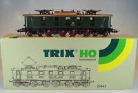 Trix H0 22443 E-Lok BR 152 034-5 der DB digital in O-Box #5016