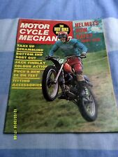 Motorcycle Mechanics (feb74)Norton Commando Clutch/Puch M50S/Vic Eastwood