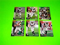 6 OTTAWA REDBLACKS UPPER DECK CFL FOOTBALL CARDS 55 57 58 60 61 63 72 #-2