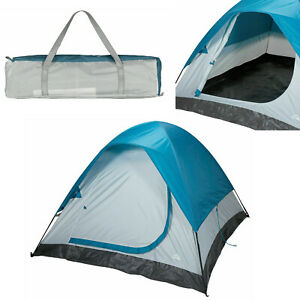 3 Man Person Auto Pop Up Tent Outdoor Festival Camping Travel Beach Family AU