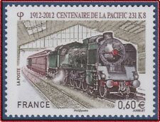 2012 FRANCE N°4655** Train, Locomotive Centenaire de la Pacific, 2012 France MNH