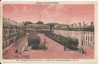 CPA  54 - NANCY - Place de la Carrière - Palais du Gouvernement