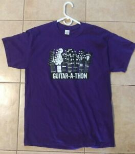 Guitar Center Headstock LARGE T shirt New Gibson Fender PRS Taylor Ibanez Martin