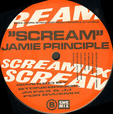JAMIE PRINCIPLE - Baby Wants To Ride (X-rated Swemix Version) - Btech