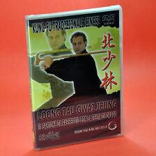 LOONG TAU GWAI JEUNG DVD Il bastone da passeggio con la testa di drago KUNG-FU