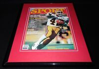 Darryl Clack Framed 11x14 ORIGINAL 1984 Sport Magazine Cover Arizona State