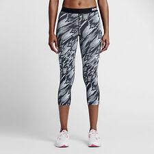 New Nike Women's 3/4 leggings XS Pro DRY Capris /tight bottoms/gym/stretchy/£33