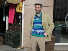 Hugo Boss Jacke Wolle Blazer 90er True VINTAGE 90s mens jacket wool beige