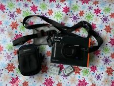 Sony DSC-RX100 VI Digital Camera 24-200mm Zeiss Zoom Lens - AWESOME BUNDLE!
