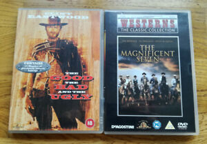 The Good, The Bad, And The Ugly / The Magnificent Seven DVD [Bundle]