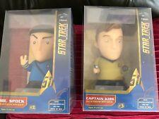 Star Trek Kirk And Spock  bluetooth  speaker figures
