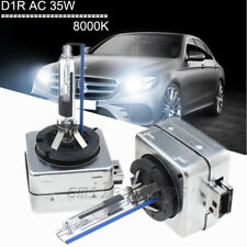 2pcs D1R 8000K OEM HID Xenon Headlight Bulbs For BMW M5 E92 E93 328i 335i E60