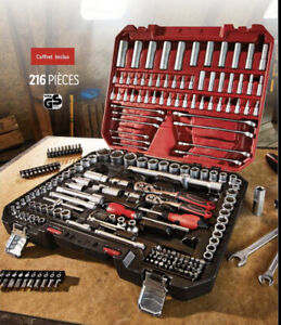 PARKSIDE SOCKET SET 216 PIECE SET NEW! TOOLBOX 💥🚗🛠🔧🪛🧑‍🔧👨‍🔧💥
