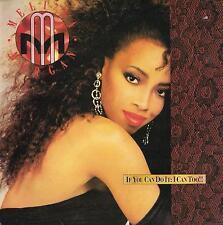 DISCO 45 Giri  Meli'sa Morgan -  If You Can Do It: I Can Too!! / Feelin' Lucky L