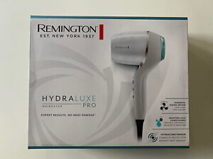 NEW Remington Hydra Luxe Hydraluxe Pro Hairdryer EC9001 RRP £150 with FREE DEL