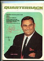 Quarterback #8 May 1970 Hank Shram  Ray Nitschke Pete Rozelle       MBX16