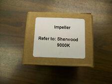 Impeller for Sherwood 9000K Westerbeke 302875 g11 kohler onan