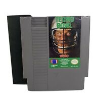 Tecmo Bowl (Nintendo Entertainment System NES 1989) *Authentic* Cleaned & Tested