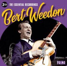 Bert Weedon Essential Recordings Remastered 2 CD NEW