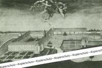 Kenzingen - Kloster Wonnental - Nach einem alten Gemälde - um 1950       X 14-1