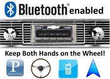 Bluetooth Enabled 1956 Bel Air & Nomad 300 watt AM FM Stereo Radio iPod, USB