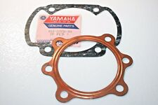 NOS Yamaha snowmobile cylinder gasketS sl292 gp292 sm292 gp300 gs300 812-11181