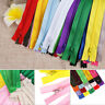 10Pcs/lot 20cm Length Colorful Nylon Coil Zippers Tailor for DIY Garment Sewing