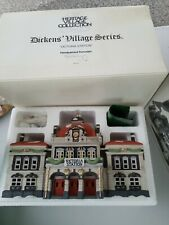 Dept 56 Dickens Village Victoria Station #55743 Mint Condition