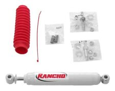 Steering Stabilizer/Damper Kit-Single Steering Damper Kit Front Rancho RS97325