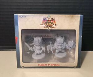 Brand New Sealed Arcadia Quest: Haldor and Brenna Board Game