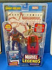 Marvel Legends Wonder Man PURPLE VARIANT Figure Legendary Rider Series NEW HTF
