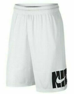 Nike Dry Verbiage Basketball Shorts White Black CD7099-100 NWT CHOOSE SIZE