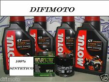 TAGLIANDO OLIO MOTUL 7100 10W-40 HONDA CBR RR Fireblade (SC57) 1000 2004-2007
