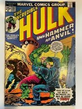 The Incredible Hulk #182 3rd Wolverine, value stamp intact Complete Book