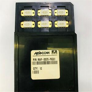 MAAP-000078-PKG001 Amplifier Power 12W 2.0-6.0 GHz 8-12V Brand new and original