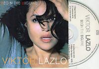 VIKTOR LAZLO BEGUIN THE BIGUINE RARE FRENCH PROMO CD IN CARD PS
