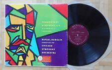 P010 Mercury MG 50006 Kubelik Tchaikovsky Symphony No.6 Chicago Symphony Orch.