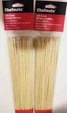 Bamboo Barbecue Stick